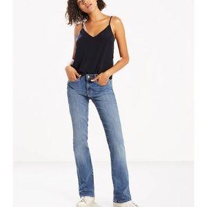 ⭐️Levi's Classic Bootcut Jeans